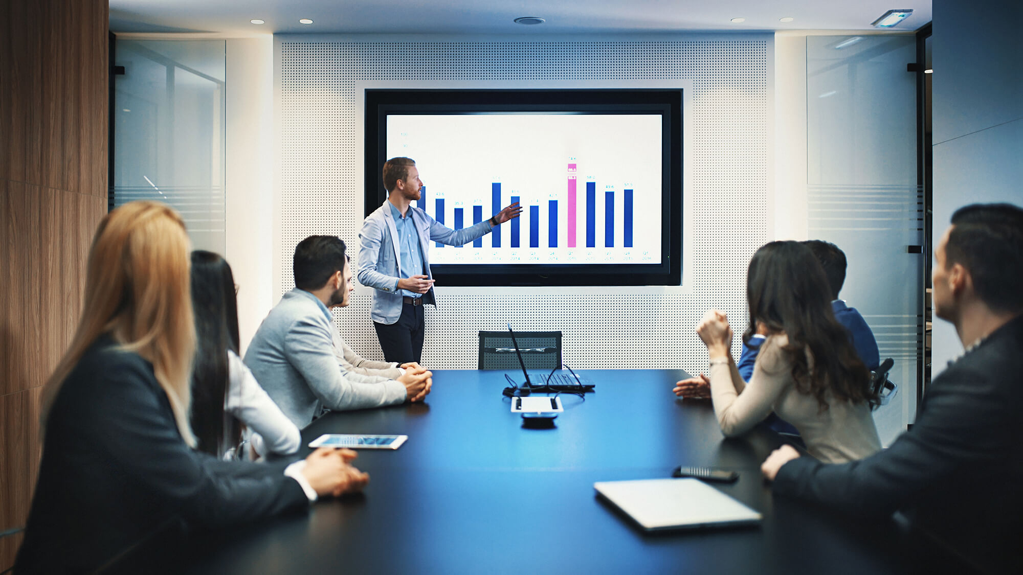 Corporate collaboration